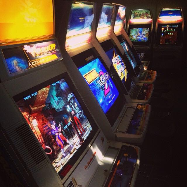 The Arcade – Lost Ark Video Games
