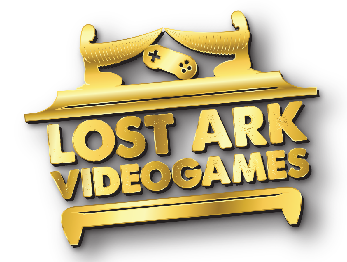 Lost Ark Video Games Logo